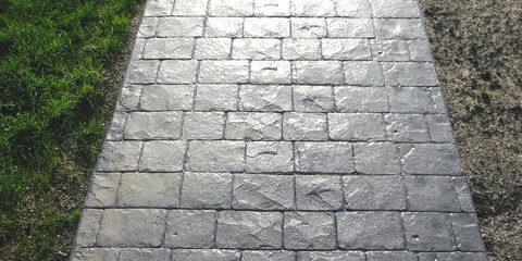 печатный бетон под ключ цена за 1м2 в москве